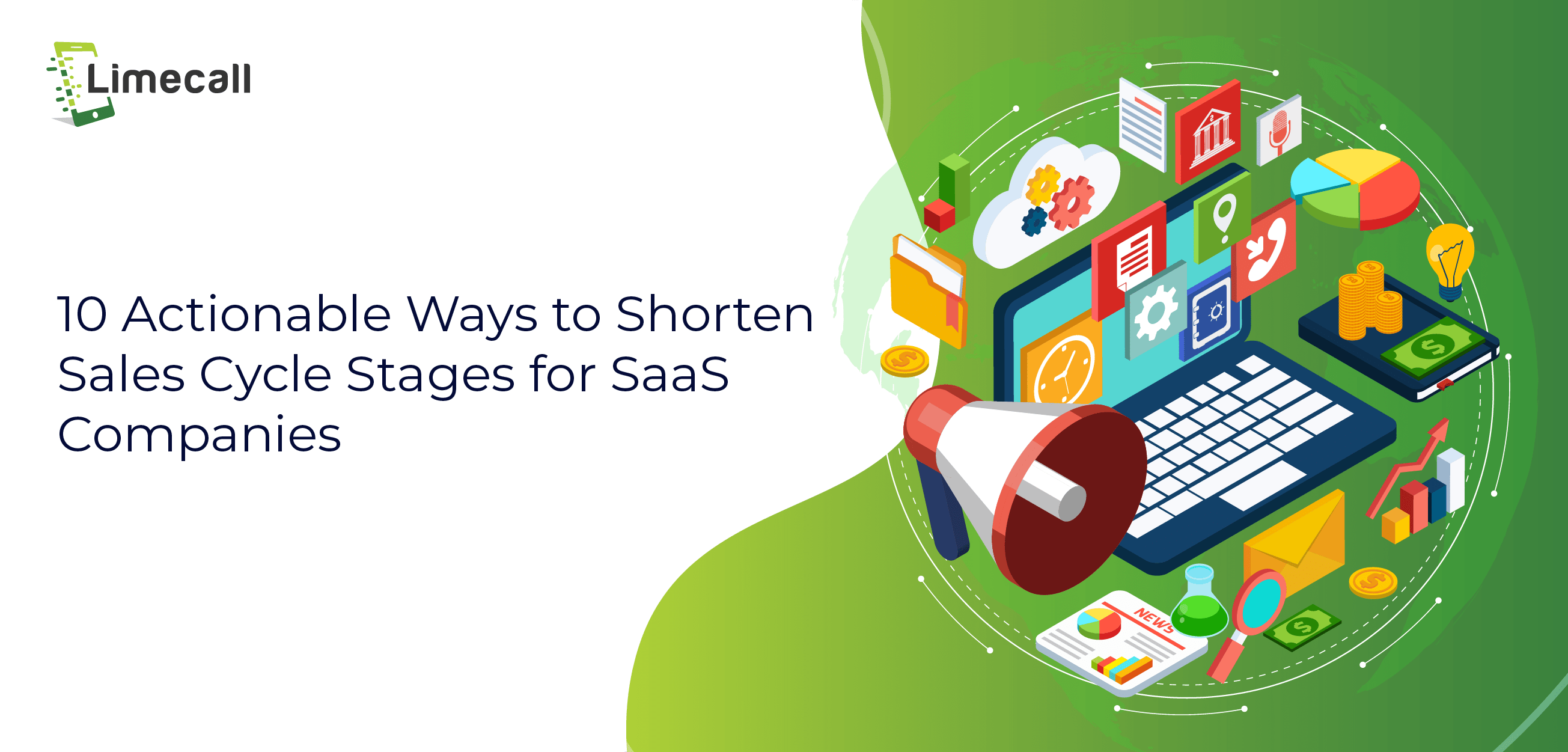 Shorten Sales Cycle Stages SaaS