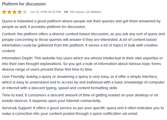 lead generation tools_platform for quora