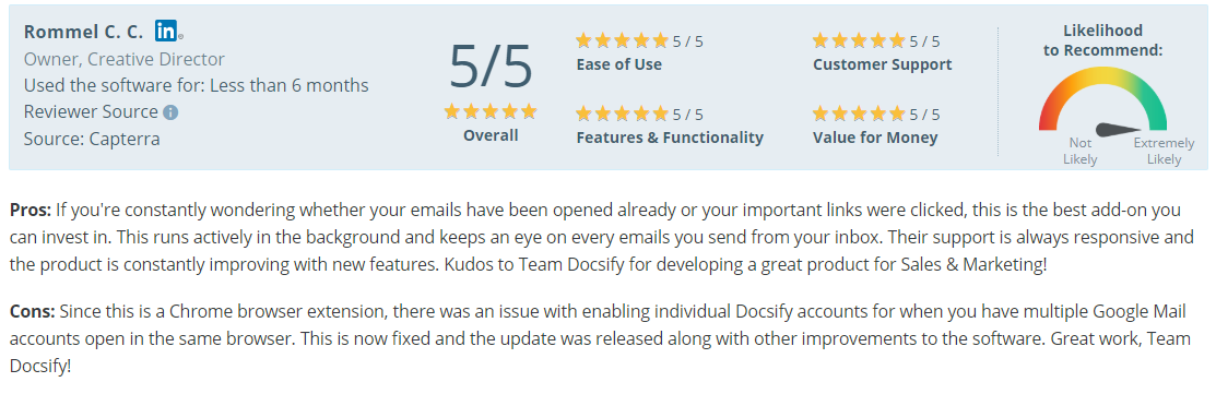 lead generation tools_ratings for docsify