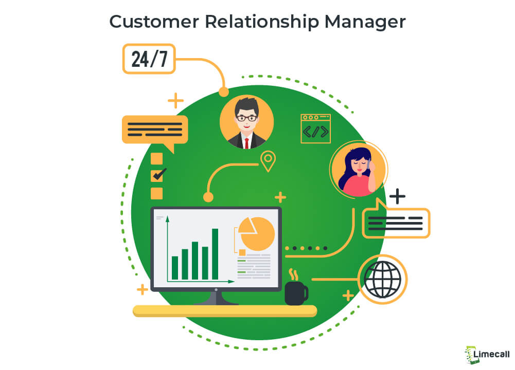 how to be a good sales rep_Customer Relationship Manager