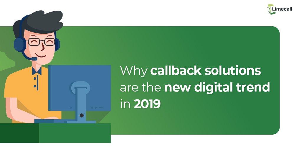 Callback Solutions New Digital Trend