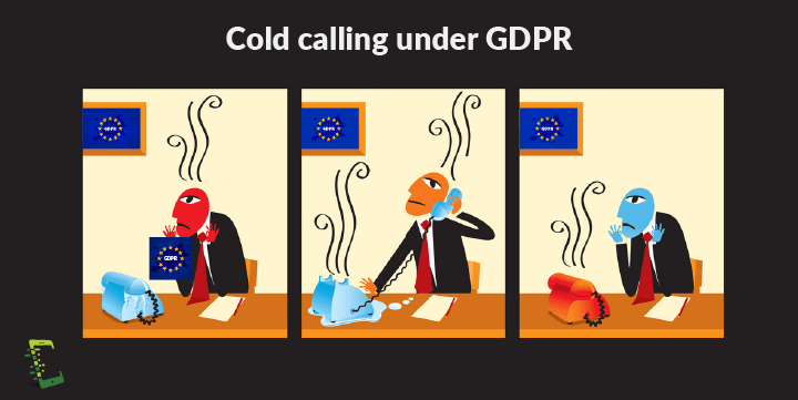 lead's phone numbers_cold calling under GDPR