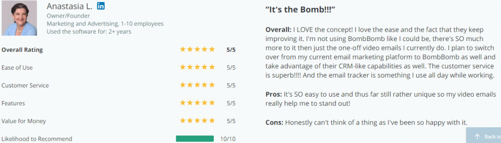 review bombbomb