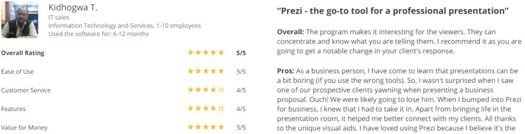 prezi review