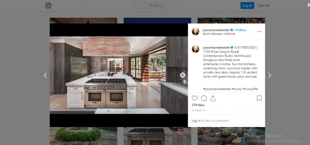 real estate business_insta profile