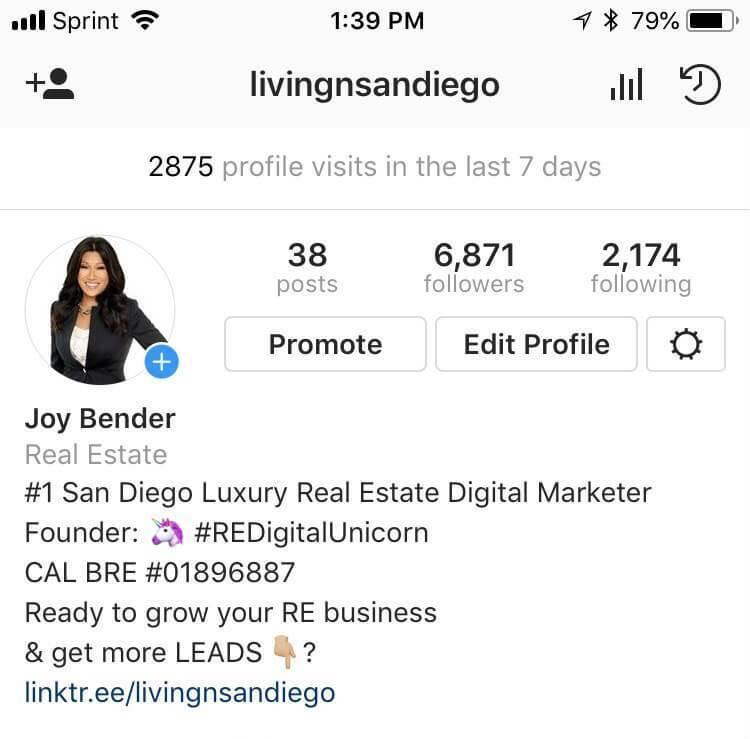 real estate business_instagram