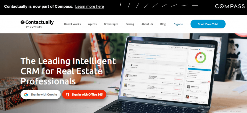 real estate business_contactually