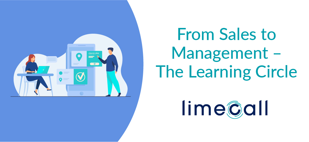 From Sales to Management – The Learning Circle