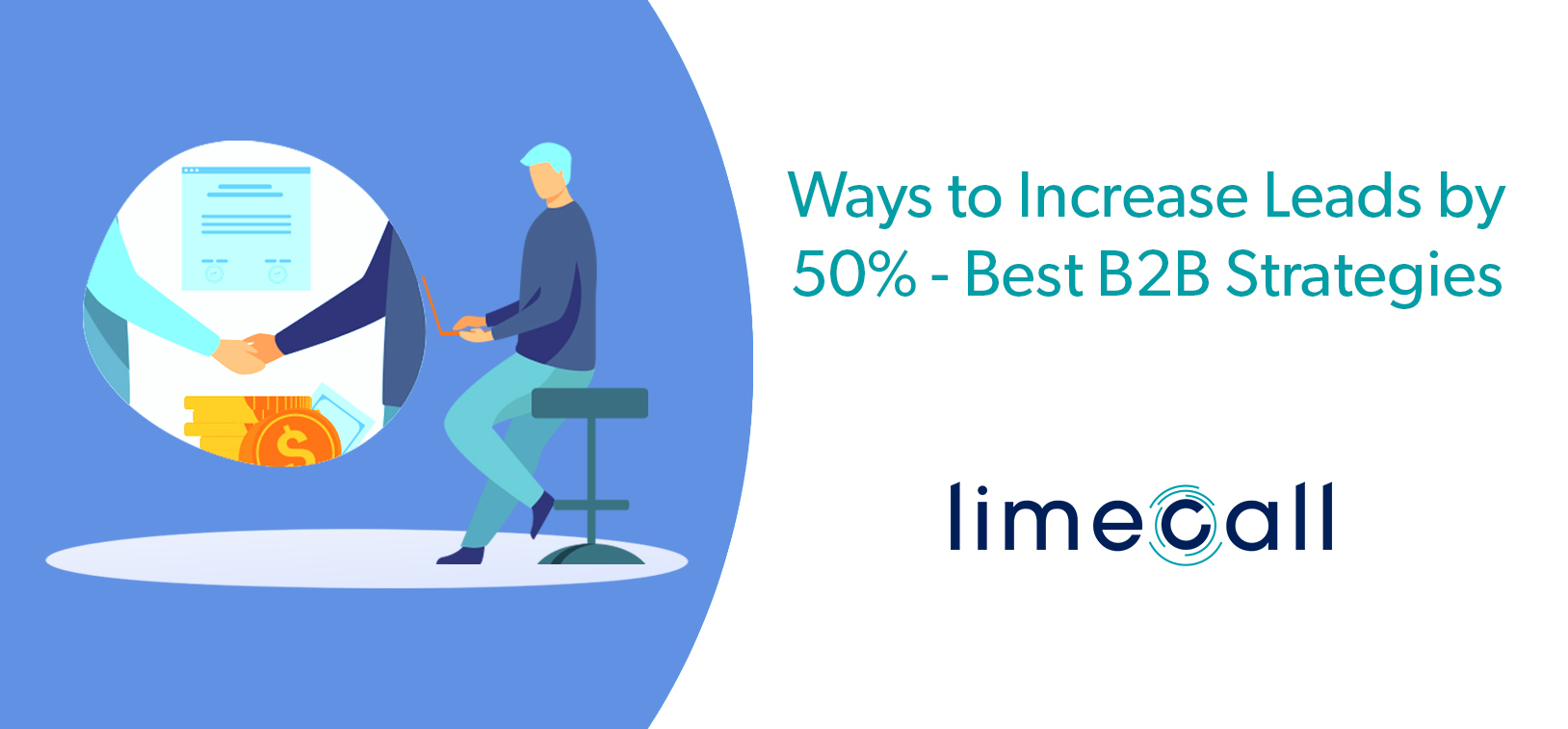 increase leads by 50%